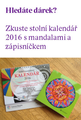 Kalendář mandaly 2015