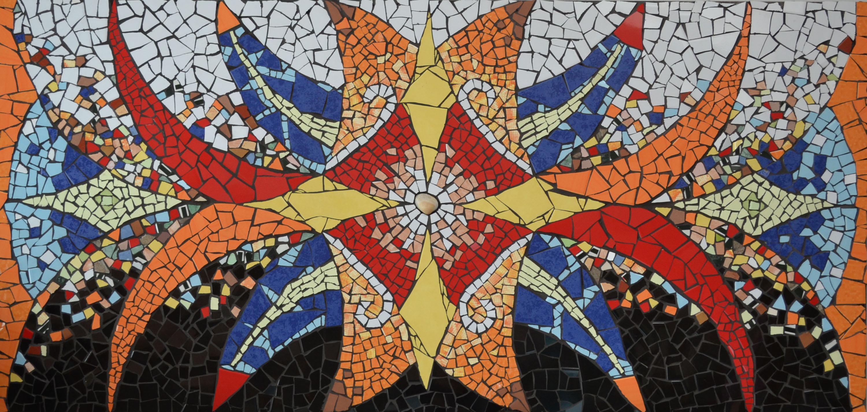 Jak položit mozaiku