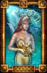 Tarot - Královna pohárů