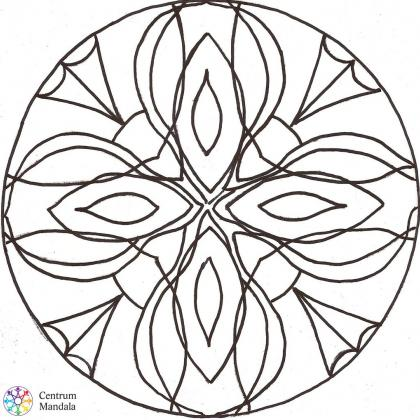 mandala ornamentální