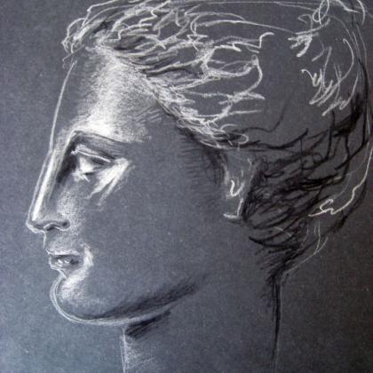 Obličej 2