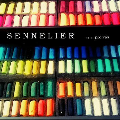 suchý pastel sennelier