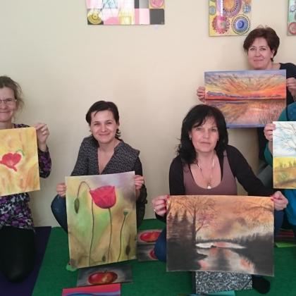 malujeme i v pěti