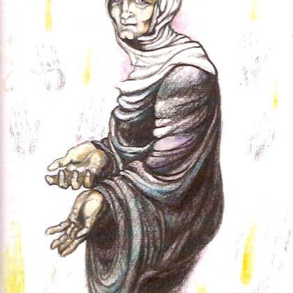bohyně Morena