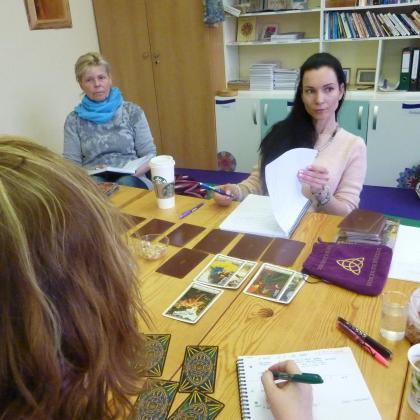 Tarot - workshop IX