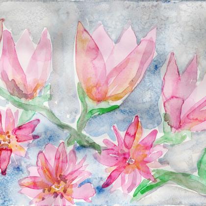 květiny 1