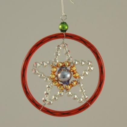 perličková hvězda