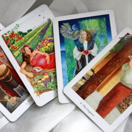 Tarot - karty VA