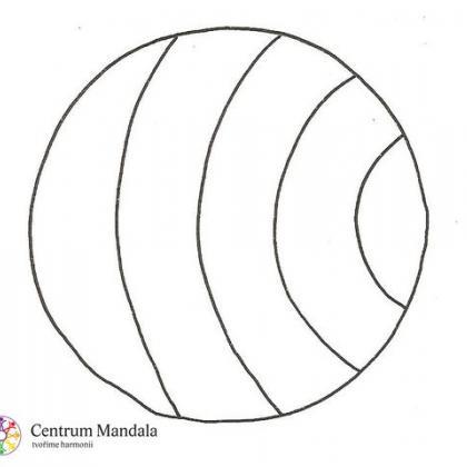 květnová mandala - terč