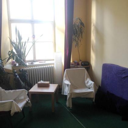Malá místnost Centra Mandala