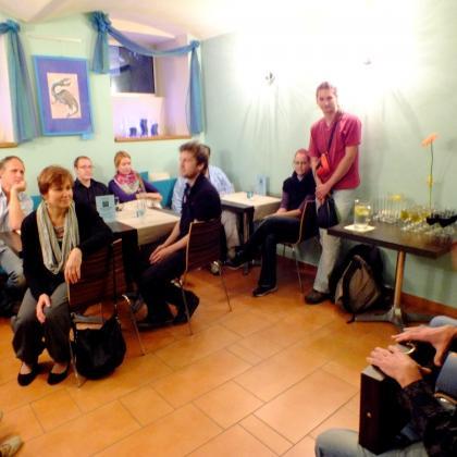 Výstava v Café Encounter