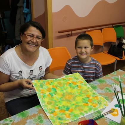 tvoření pro rodiče s dětmi