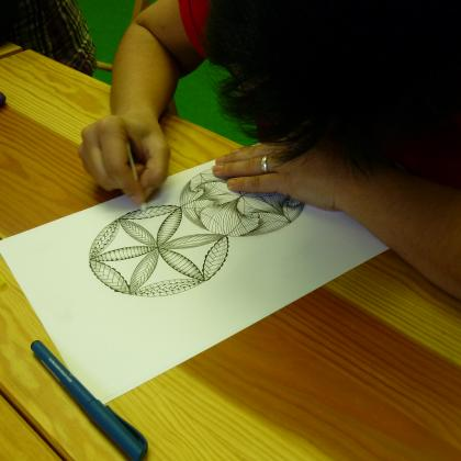 zentangle kresba 1