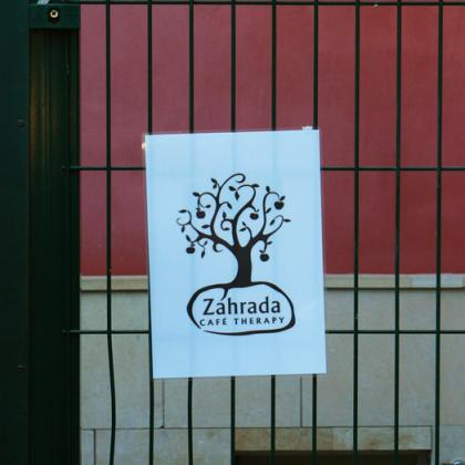 Zahrada Café Therapy - logo