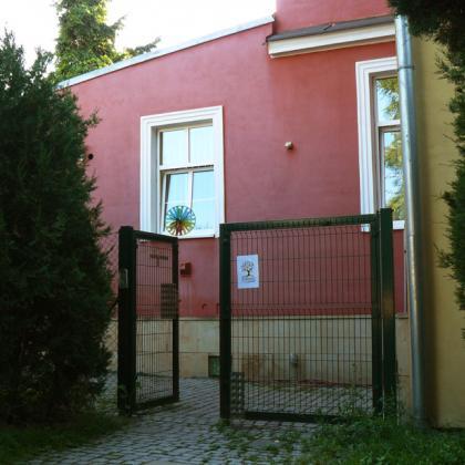 Zahrada Café Therapy - vstup
