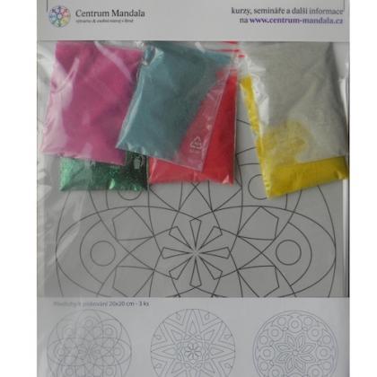 Sand Mandala Set
