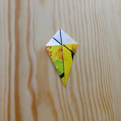 třetí sklad – tea bag folding návod