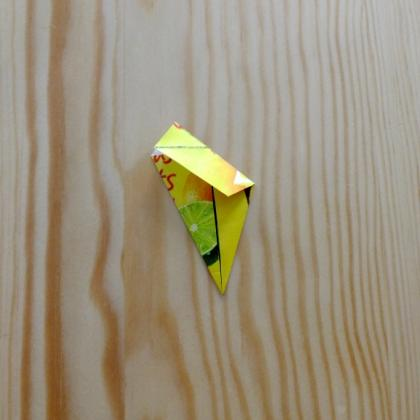 čtvrtý sklad – tea bag folding návod