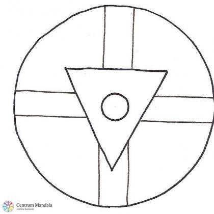 symbol říjnových mandal