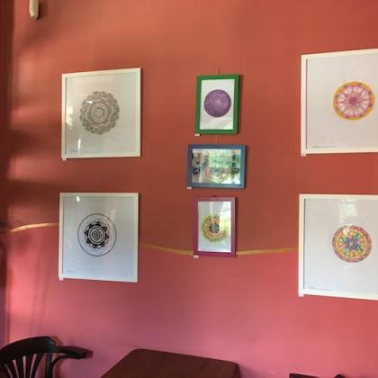 výstava Mandala dětem