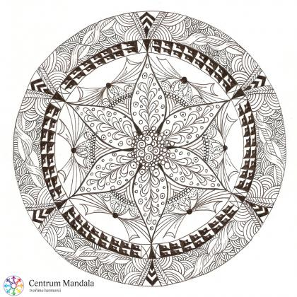 What Can Be Done With A Finished Madala Centrum Mandala