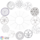 velký kruh mandaly
