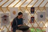 vernisáž Mandala dětem - hudební vstup