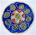 keramická mandala