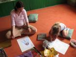 Kreslíme s dětmi